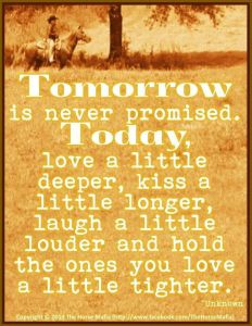 tomorrow never promised 2